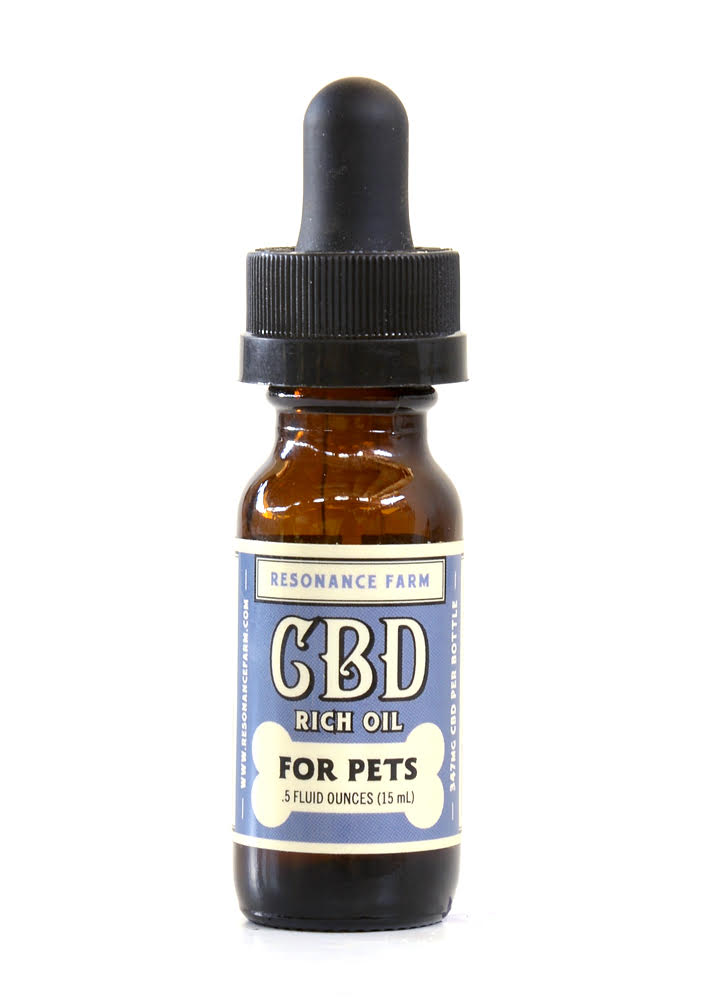 Pet Formula 1/2oz – 350mg CBD (2+)