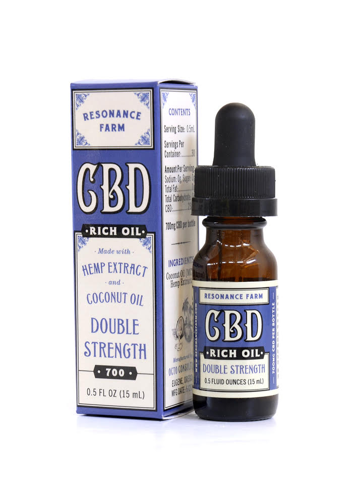 Double Strength Formula 1/2oz – 700mg CBD