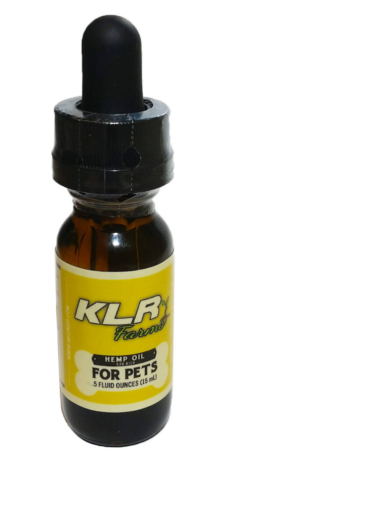 KLR Farms CBD for PETS
